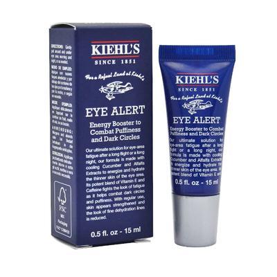 【香港直邮】科颜氏Kiehl`s男士活力补水去黑眼圈眼纹眼霜 15ML