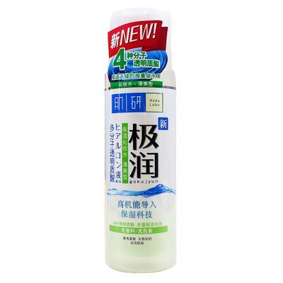 【一般贸易中文版】中国 Mentholatum 曼秀雷敦 肌研极润保湿化妆水(清爽型)170ml