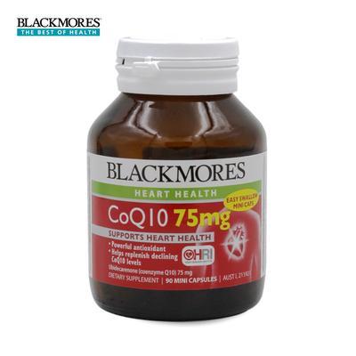 【澳洲直邮】澳洲澳佳宝Blackmores 辅酶Q10 调节血压 75mg 90粒