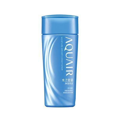 【一般贸易中文版】日本资生堂Shiseido水之密语净澄水活护发素 200ml
