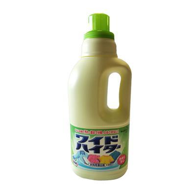 【一般贸易】日本花王衣物增白去渍彩漂剂1L