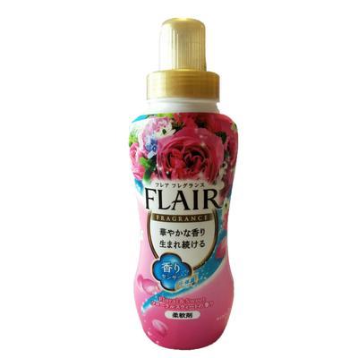 【一般贸易】日本花王西番莲香衣物柔顺剂570ml