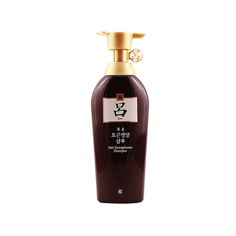 韩国Ryoe(吕)防脱固发滋养洗发水(棕吕)500ml