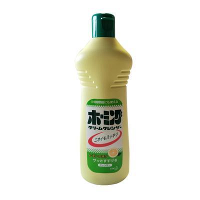 【一般贸易】日本花王柠檬香去除顽固洗洁精400g
