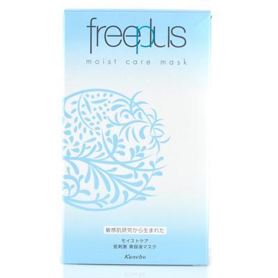 【一般贸易中文标】日本芙丽芳丝Freeplus保湿修护水润面膜 27ml6片
