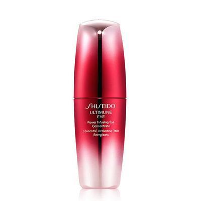 【香港直邮】日本 Shiseido/资生堂眼部精华 红妍肌活眼部精华露 水润柔滑 保湿补水 提拉 15ml