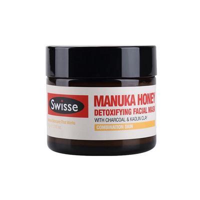 澳洲 Swisse 麦卢卡蜂蜜面膜(70克)孕妇可用