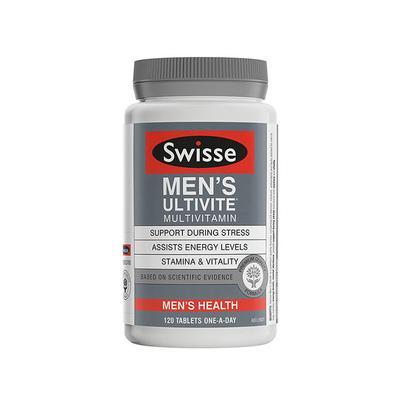 澳洲Swisse 男士复合维生素片 120片