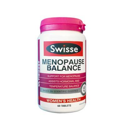 澳洲Swisse女性更年期平衡片60片