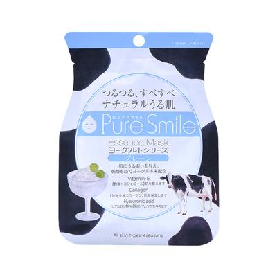 日本 Pure Smile酸奶精华面膜1枚