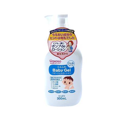 【保税】日本 WAKODO 和光堂 保湿润肤啫喱泵压式包装 300ML