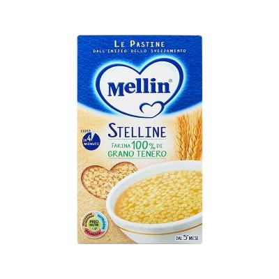 意大利美林Mellin星星面仔320g(新包装)
