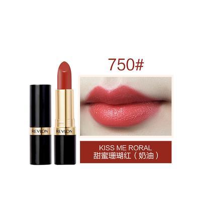 【香港直邮】美国Revlon露华浓丽彩唇膏口红4.2g 750#甜蜜珊瑚红