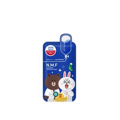 韩国MEDIHEAL美迪惠尔卡通图案(蓝色补水)