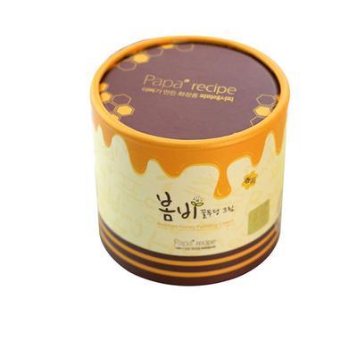 【香港直邮】韩国春雨布丁果冻面霜135ML 蜂蜜补水睡眠面膜