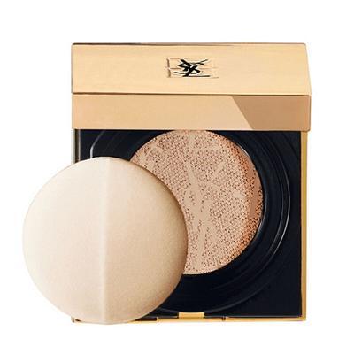 【香港直邮】法国圣罗兰 YSL 超模聚焦系列蕾丝光感气垫粉饼15g B30