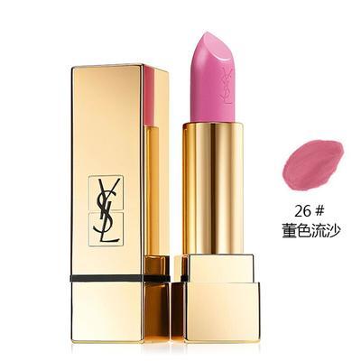 【香港直邮】法国圣罗兰YSL迷魅方管口红唇膏3.8g 26#