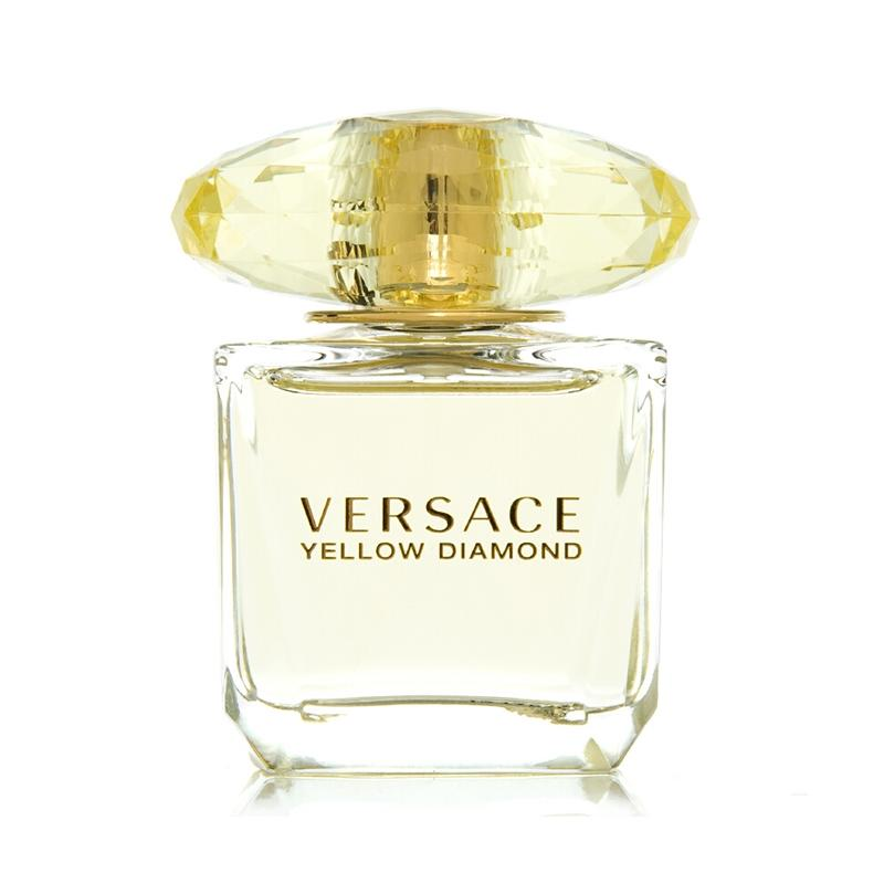 全球货源直邮代发,Versace Eros范思哲 幻影晶钻黄水晶女士香水 90M