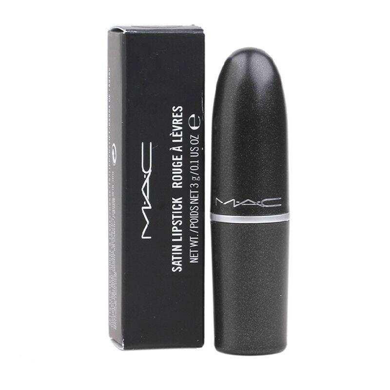 进口品牌代理   美国魅可MAC哑光枚粉玫红Relentlessly Red子弹头口红 3g 版本随机发货