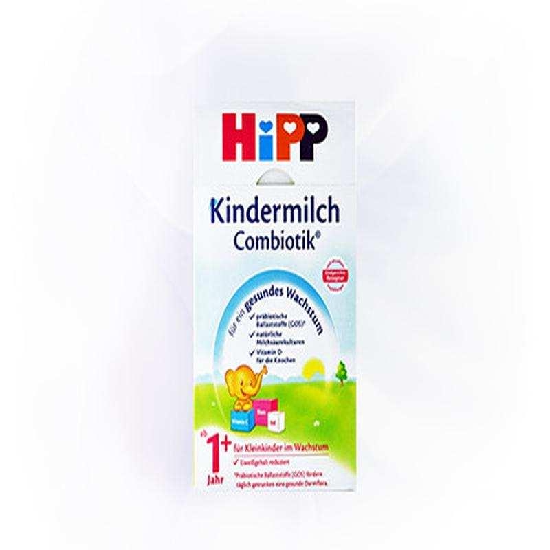 正品奶粉货源  德国喜宝益生菌奶粉1+段600g(新旧包装随机发送)