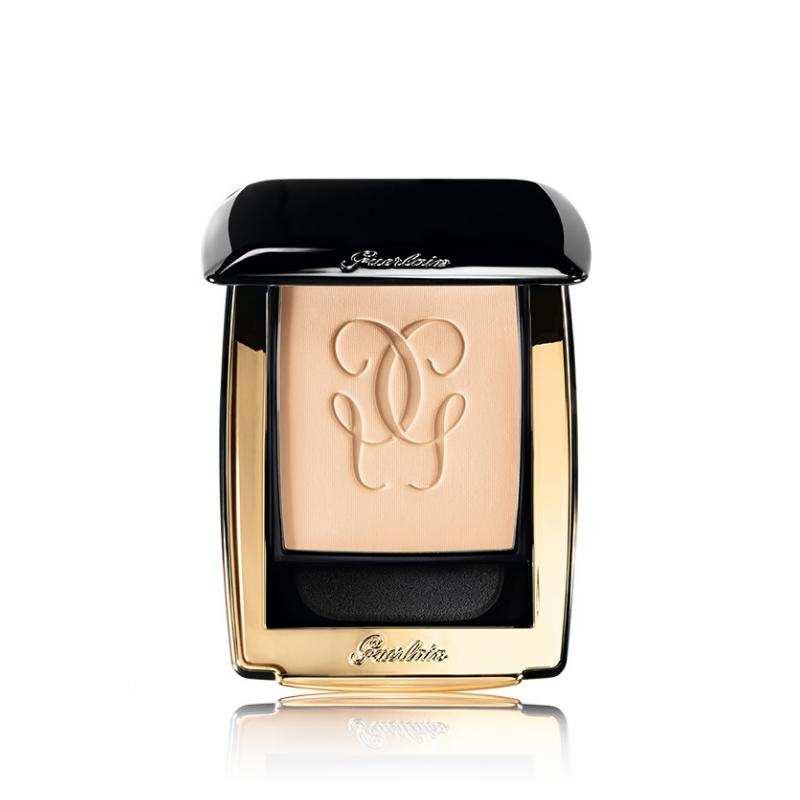 法国娇兰Guerlain欢乐颂同款 金钻修颜粉饼 01#象牙白 10g,支持一件代发