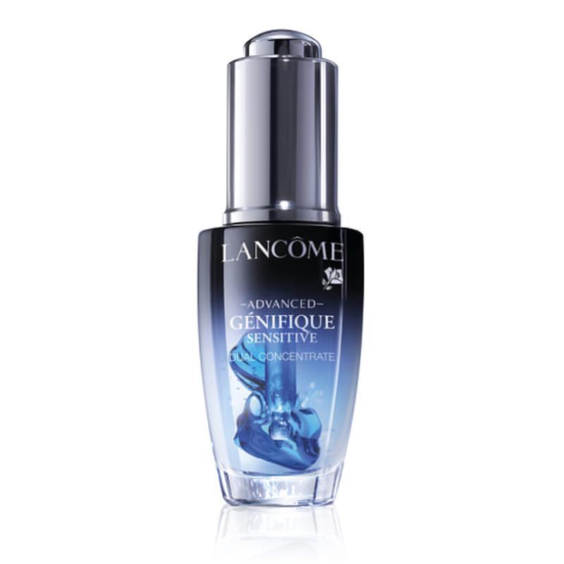 法国兰蔻Lancome小蓝瓶修护面部肌底补水保湿舒缓安瓶精华液 20ML