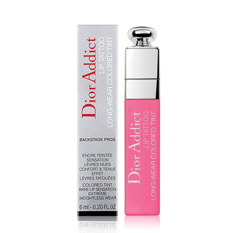 迪奥(Dior) 口红 滋润保湿 染唇蜜881# 版本随机发货