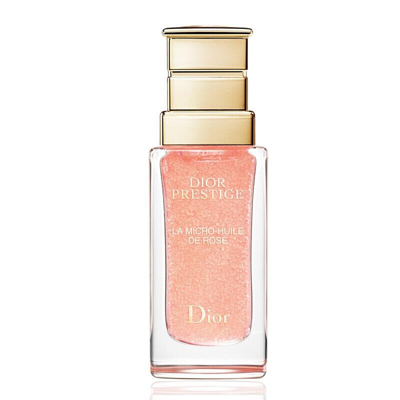 Dior/迪奥花蜜活颜丝悦玫瑰润养轻质凝珠精华30ml