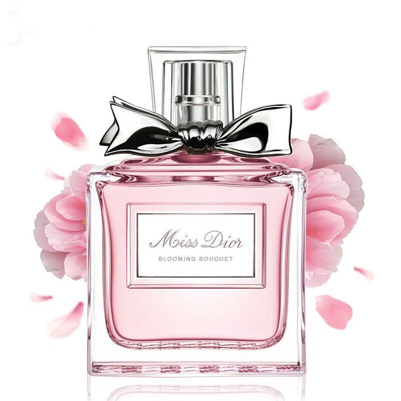 法国迪奥Dior香水女士淡香持久 花漾甜心50ML