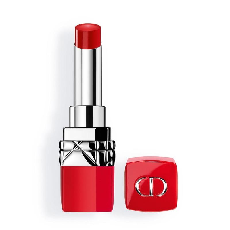 法国Dior/迪奥 烈焰蓝金限量版红管口红3.2g 999# 版本随机发货