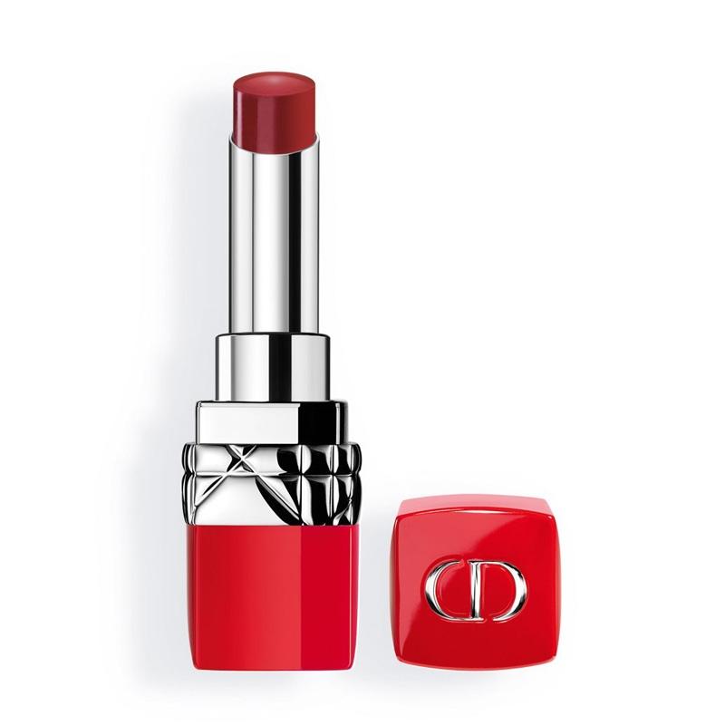 法国Dior/迪奥 烈焰蓝金限量版红管口红3.2g 851# 版本随机发货
