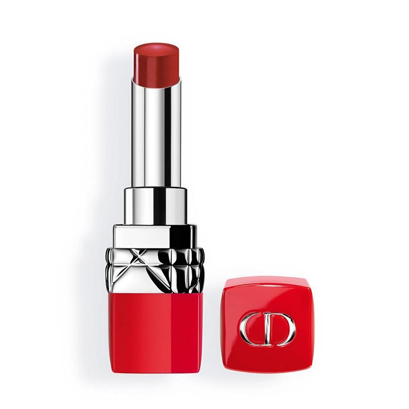 法国Dior/迪奥 烈焰蓝金限量版红管口红3.2g 641# 版本随机发货