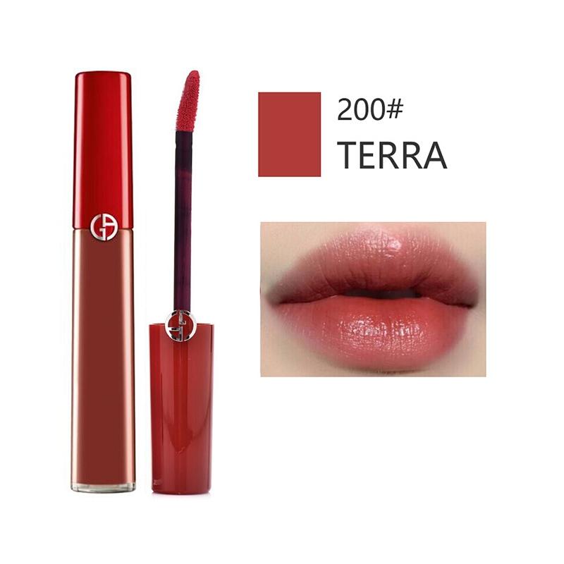 意大利ARMANI/阿玛尼 臻致丝绒红管唇釉 #200 6.5ML