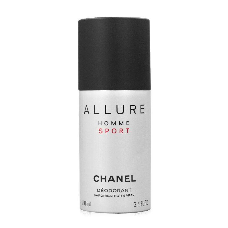 法国香奈儿Chanel魅力男士运动止汗喷雾100ml