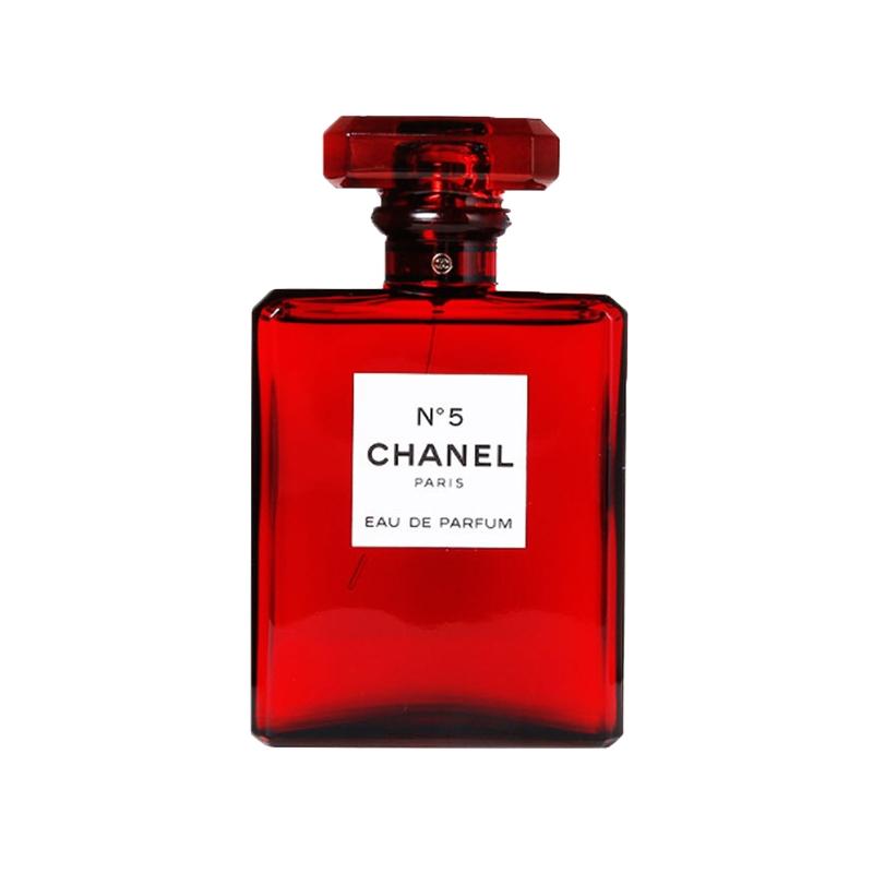法国CHANEL香奈儿5号女士香水圣诞限量版 EDP100ML