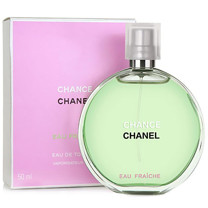 法国香奈儿Chanel 女士香水 绿邂逅清新淡香水50m