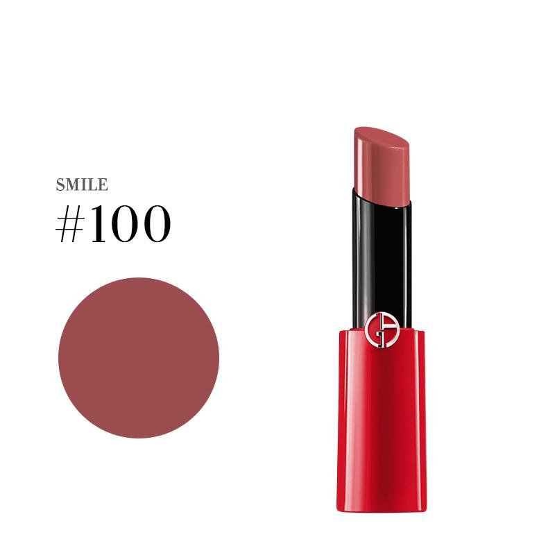 意大利阿玛尼Armani 红管唇膏细管口红 100# 3g 版本随机发发货