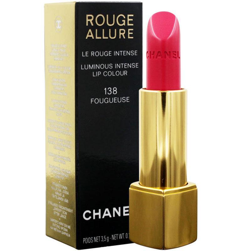 法国香奈儿 Chanel 炫亮魅力唇膏 138号 3.5g