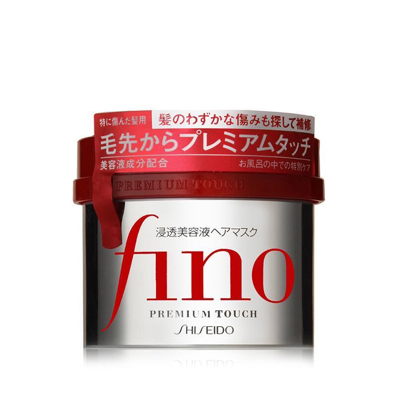 日本资生堂FINO渗透发膜230g