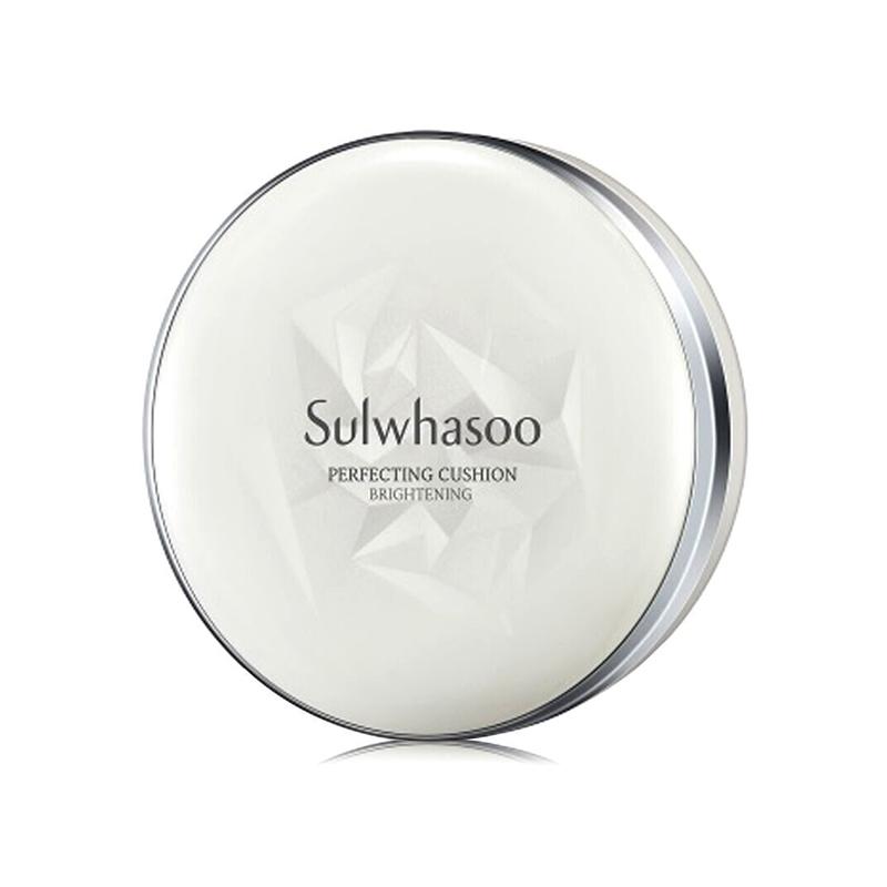 韩国雪花秀(Sulwhasoo) 气垫BB霜 木莲花#17亮米色 带替换装