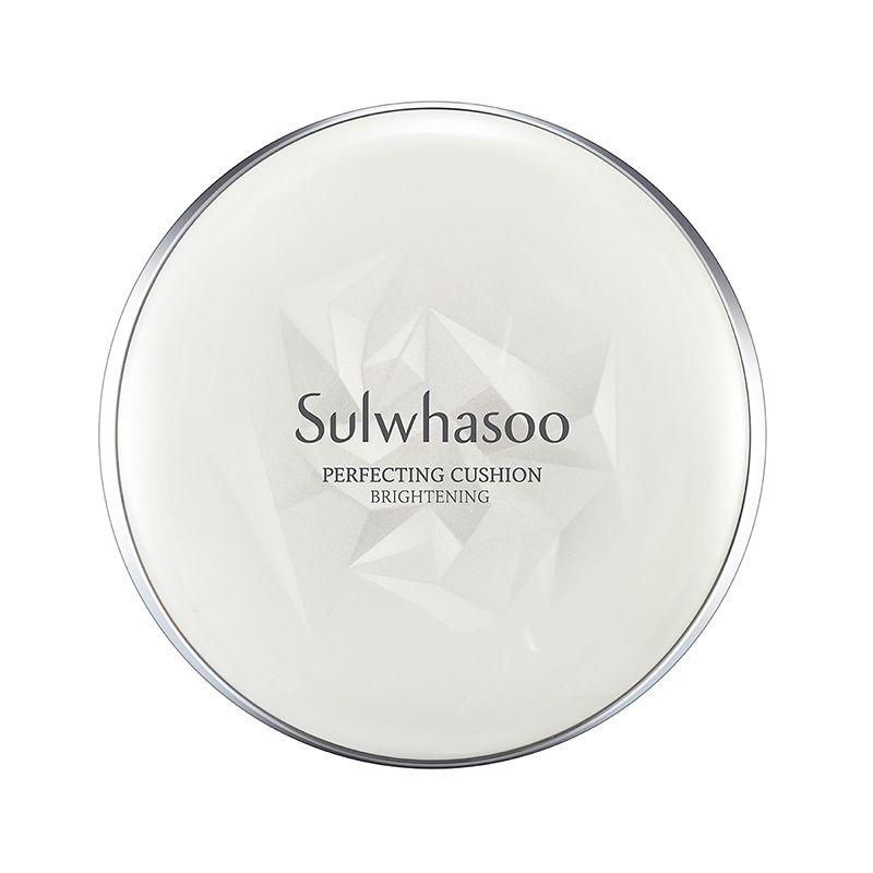 韩国Sulwhasoo雪花秀致美润白木莲花气垫粉底液#13 15gX2