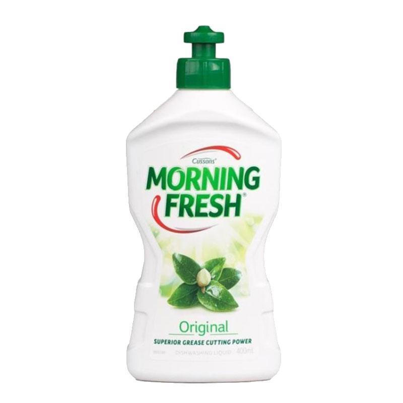 【香港直邮货源】代购澳洲MorningFresh原味浓缩洗洁精400ml