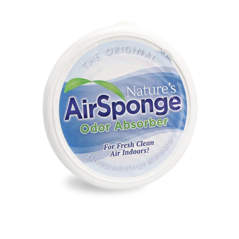一般贸易货源【中文标】代购美国Nature'sairsponge除甲醛异味空气净化剂227g