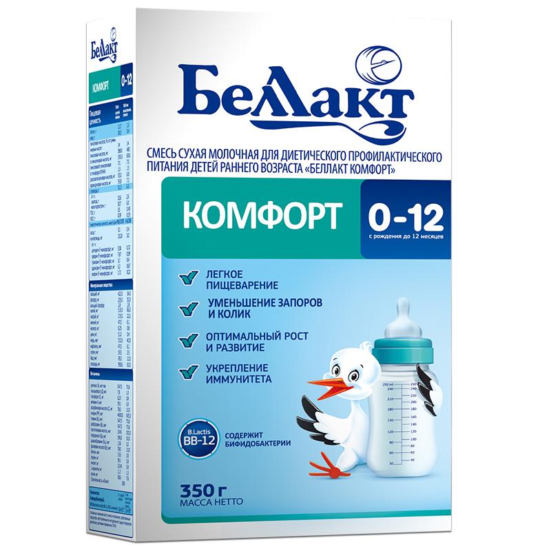 保税货源 代购白俄罗斯贝兰多Bellakt蛋白质部分水解特殊婴幼儿配方奶(0-12个月)