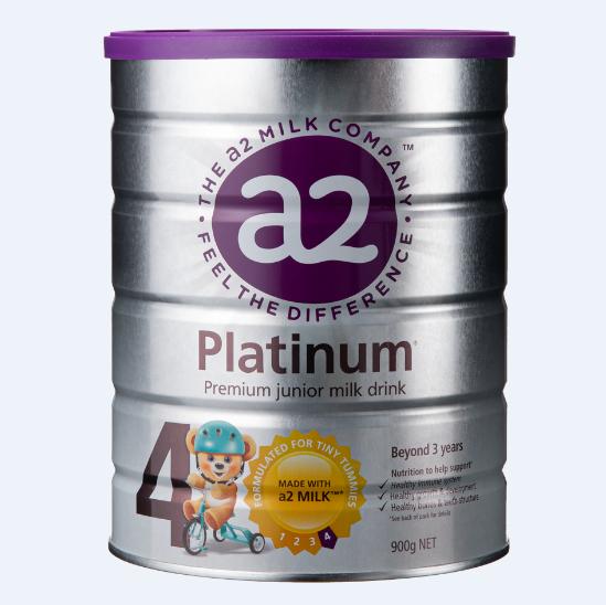 保税澳洲a2白金婴儿奶粉4段900g(全新包装)