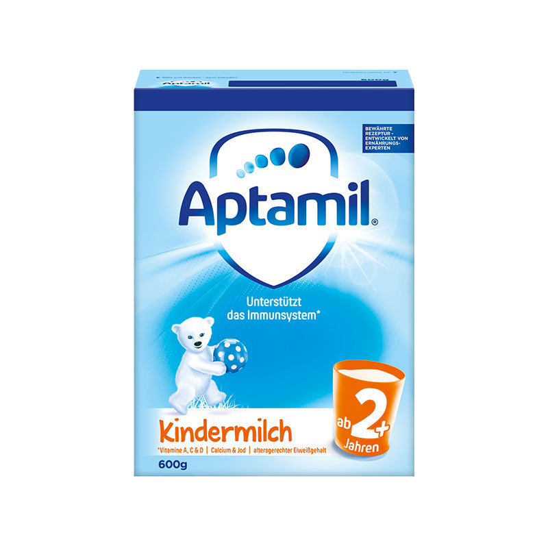 保税货源 代购德国爱他美Aptamil奶粉2+段600g