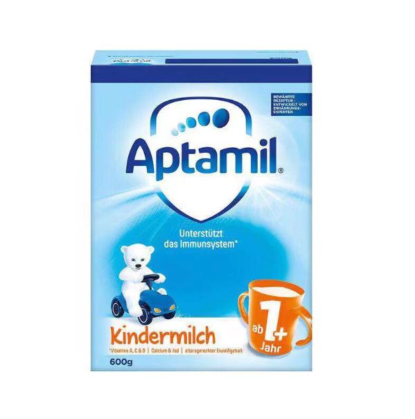 保税货源 代购德国爱他美Aptamil奶粉1+段600g