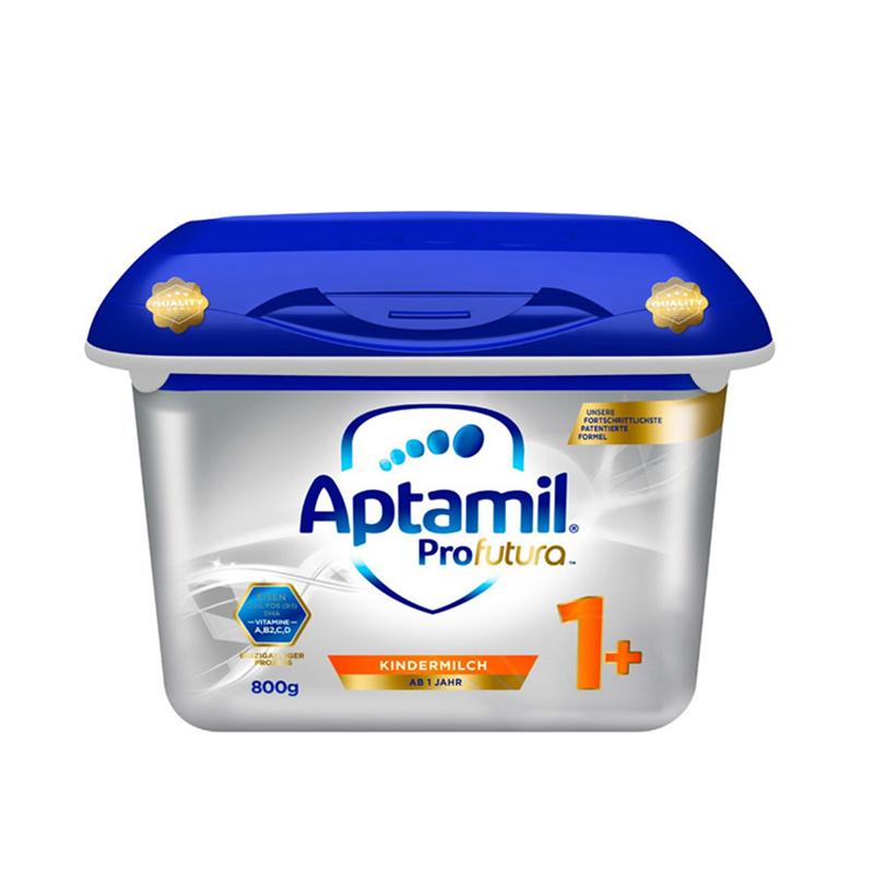 【德国|荷兰直邮货源】代购德国爱他美Aptamil白金版奶粉1+段(新包装)