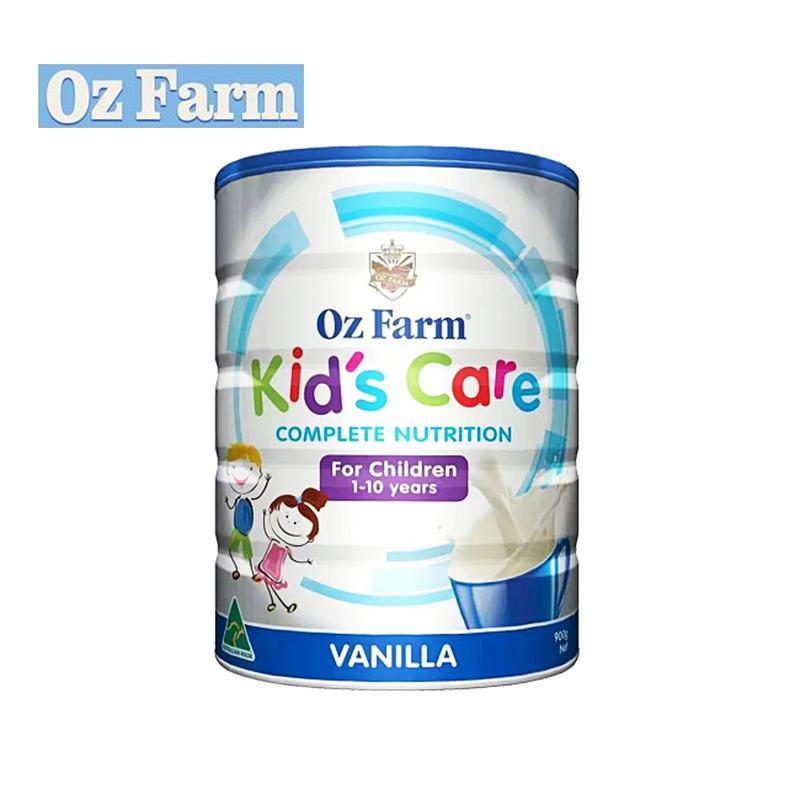 【澳洲直邮货源】代购澳大利亚澳美滋Oz Farm婴幼儿儿童成长牛奶粉1-10岁900g