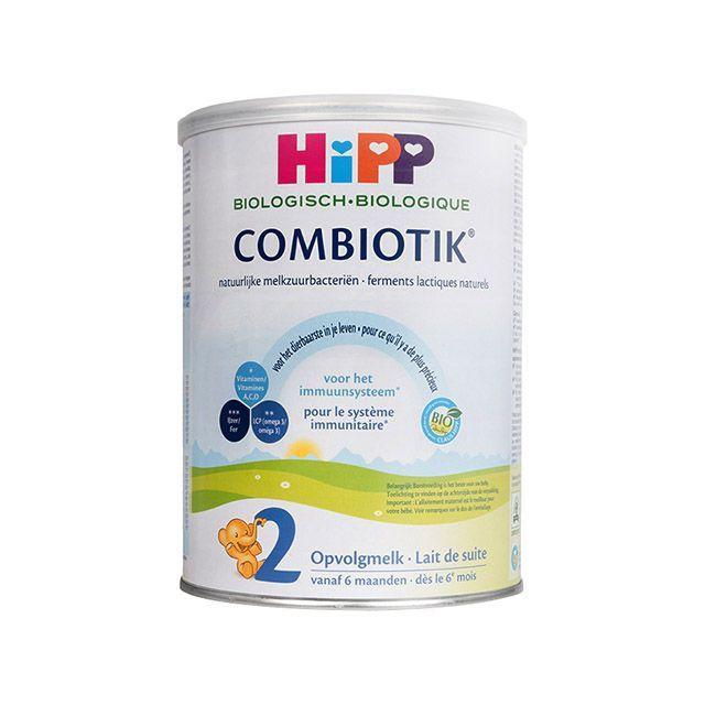 【荷兰直邮货源】代购德国喜宝有机益生菌奶粉2段900g(荷兰版)